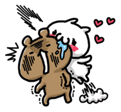 Love mode sticker #3839792
