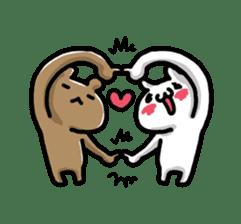 Love mode sticker #3839795