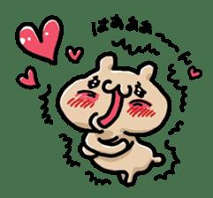 Love mode sticker #3839796