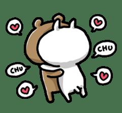 Love mode sticker #3839797