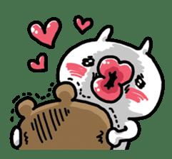 Love mode sticker #3839809