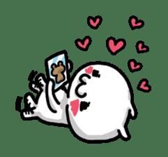 Love mode sticker #3839816