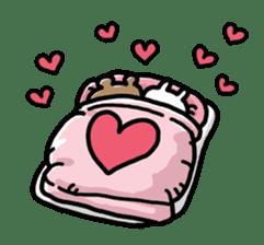 Love mode sticker #3839817
