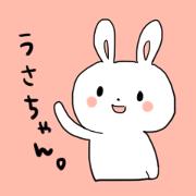 สติ๊กเกอร์ไลน์ Ms_rabbit