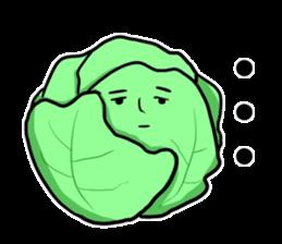 whip vegetables plus sticker #3848363