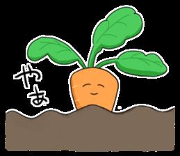 whip vegetables plus sticker #3848369