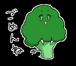 whip vegetables plus sticker #3848379