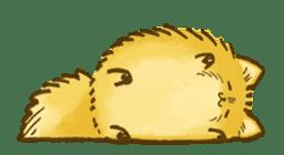 The Pomeranian!! sticker #3884813