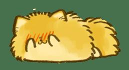 The Pomeranian!! sticker #3884819