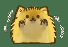 The Pomeranian!! sticker #3884828