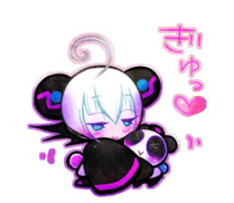 android*panda sticker #3891494