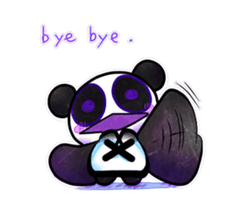 android*panda sticker #3891506