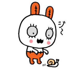 ZombieRabbit sticker #3898451