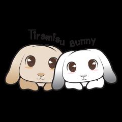 Tiramisu Bunny