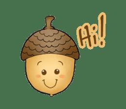 Cory the Acorn sticker #3908167