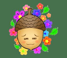 Cory the Acorn sticker #3908168