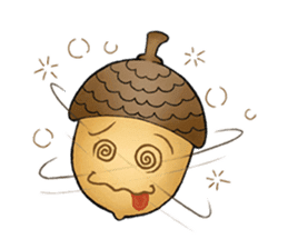 Cory the Acorn sticker #3908171