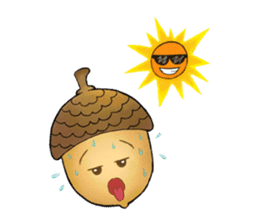 Cory the Acorn sticker #3908183