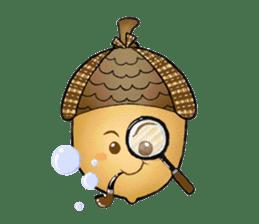 Cory the Acorn sticker #3908188