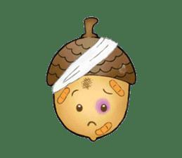 Cory the Acorn sticker #3908189