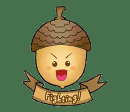 Cory the Acorn sticker #3908193
