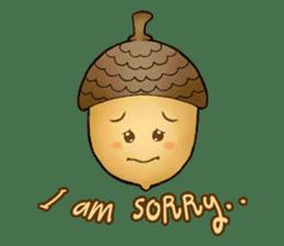 Cory the Acorn sticker #3908201