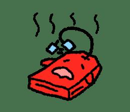 tea bag chan sticker #3915344