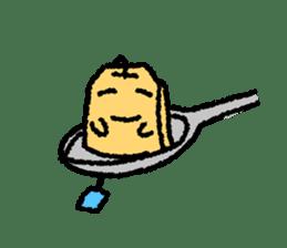tea bag chan sticker #3915366
