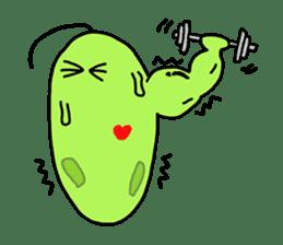 Cute Euglena sticker #3917678