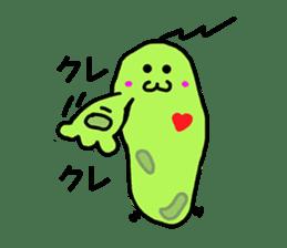 Cute Euglena sticker #3917683