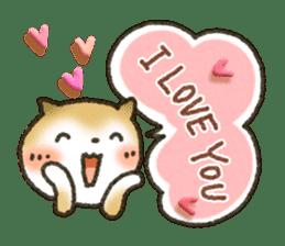 LOVE!!! sticker #3925926