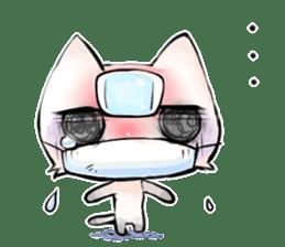 Neko-Nya-[3] sticker #3926957