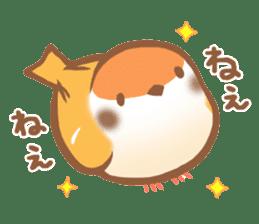 Fukura Suzume sticker #3927887