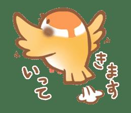 Fukura Suzume sticker #3927891