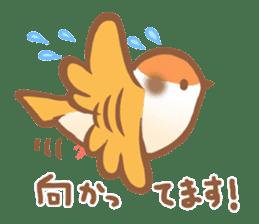 Fukura Suzume sticker #3927893