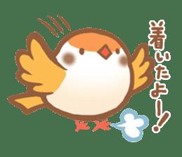 Fukura Suzume sticker #3927894