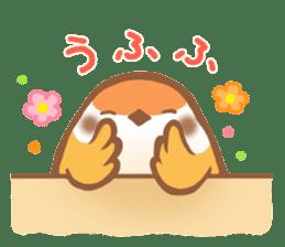 Fukura Suzume sticker #3927898