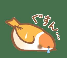Fukura Suzume sticker #3927902