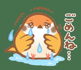 Fukura Suzume sticker #3927906