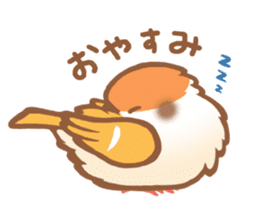Fukura Suzume sticker #3927909