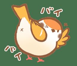 Fukura Suzume sticker #3927926
