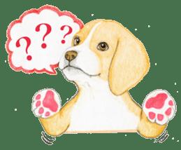 Taiwan travel of beagle dogs sticker #3931235