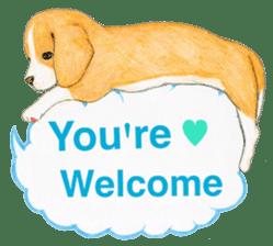 Taiwan travel of beagle dogs sticker #3931237