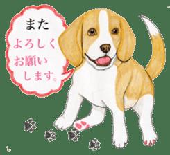 Taiwan travel of beagle dogs sticker #3931241