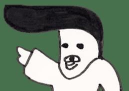 azarashi-kun sticker #3942288