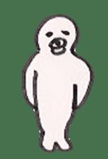 azarashi-kun sticker #3942304