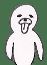 azarashi-kun sticker #3942308