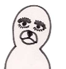 azarashi-kun sticker #3942312