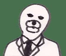 azarashi-kun sticker #3942323
