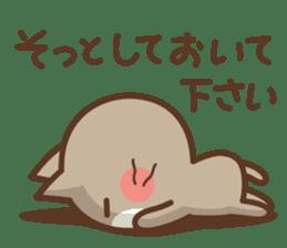 Cool cat & Loose cat sticker #3957083
